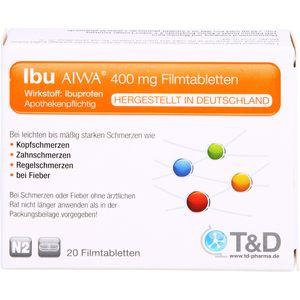 IBU AIWA 400 mg Filmtabletten