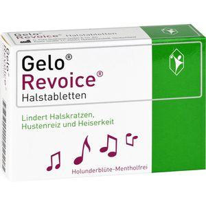GELOREVOICE Halstabletten Holunderbl.-Mentholfrei