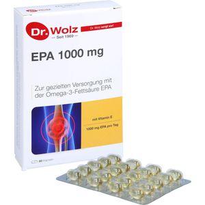 EPA 1000 mg Dr.Wolz Kapseln