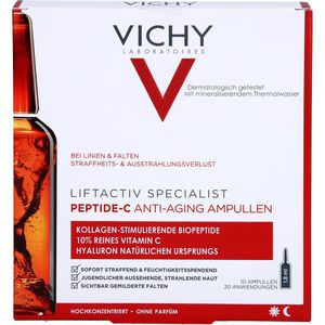 VICHY LIFTACTIV Specialist Peptide-C Anti-Age Amp.