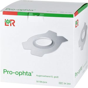 PRO-OPHTA Augenverband S groß