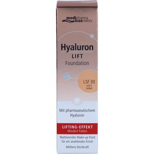 HYALURON LIFT Foundation LSF 30 soft sand