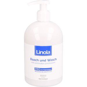 LINOLA Dusch und Wasch m.Spender