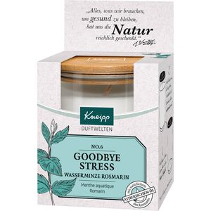 KNEIPP Duftwelten Duftkerzen No.6 Goodbye Stress