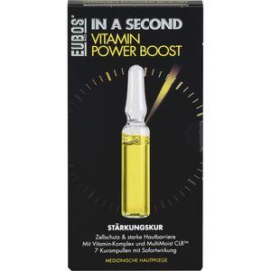 EUBOS IN A SECOND Vitamin Power Boost Stärkungskur