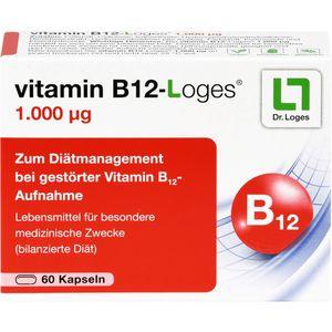 VITAMIN B12-LOGES 1.000 μg Kapseln