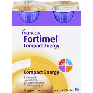 FORTIMEL Compact Energy Cappuccino