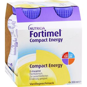 FORTIMEL Compact Energy Vanille