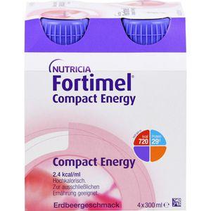 FORTIMEL Compact Energy Erdbeere