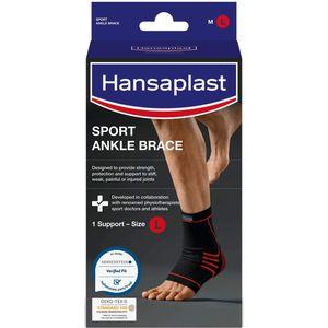 HANSAPLAST Sport Fußgelenk-Bandage Gr.L