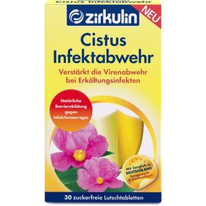 ZIRKULIN Cistus Infektabwehr Lutschtabletten