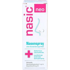 NASIC neo Nasenspray