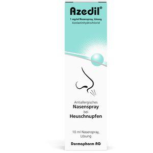AZEDIL 1 mg/ml Nasenspray Lösung