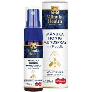 MANUKA HEALTH MGO 400+ Manuka & Propolis Mundspray