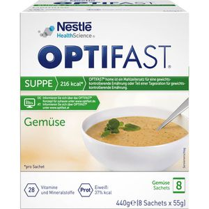 OPTIFAST Suppe Gemüse Pulver