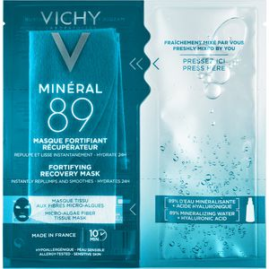 VICHY MINERAL 89 Tuchmaske