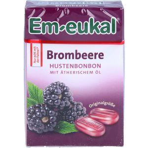 EM EUKAL Bonbons Brombeere zuckerhaltig Box