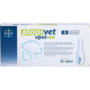 ATOPIVET Spot-On für Hunde und Katzen Pipetten