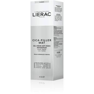 LIERAC CICA-FILLER reparier.Anti-Falten Gel-Creme