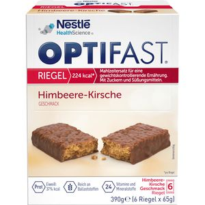 OPTIFAST Riegel Himbeere-Kirsche