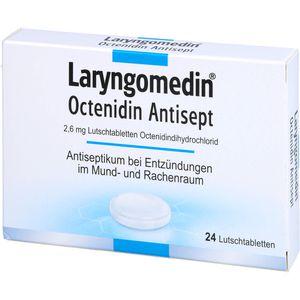 LARYNGOMEDIN Octenidin Antisept 2,6 mg Lutschtabl.