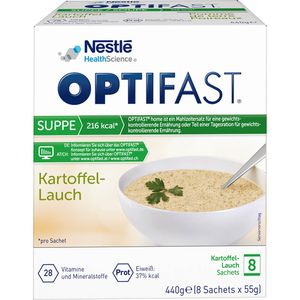 OPTIFAST Suppe Kartoffel-Lauch Pulver