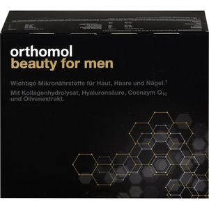 ORTHOMOL beauty for Men Trinkampullen