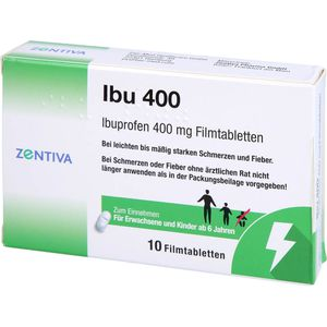 IBU 400 Filmtabletten