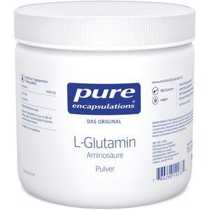 PURE ENCAPSULATIONS L-Glutamin Pulver