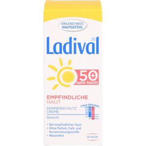 LADIVAL empfindliche Haut Creme LSF 50+