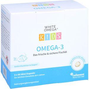 WHITE OMEGA Kids Weichkapseln