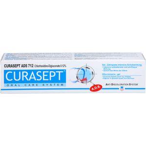 CURASEPT Zahnpasta 0,12% CHX ADS 712