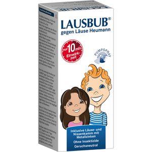 LAUSBUB gegen Läuse Heumann Pumpspray