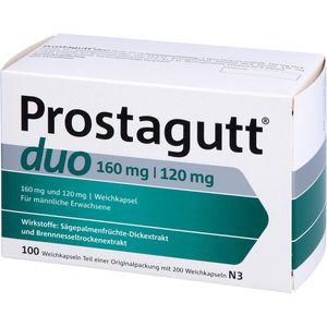 PROSTAGUTT duo 160 mg/120 mg Weichkapseln