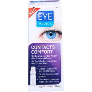 EYEMEDICA Contacts Comfort Kontaktlinsen Augentr.