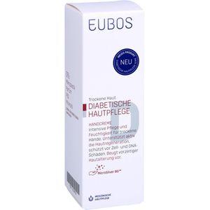 EUBOS DIABETISCHE HAUT PFLEGE Handcreme