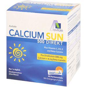 CALCIUM SUN 500 Direkt Portionssticks