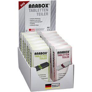 ANABOX Tablettenteiler