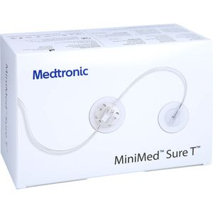 MINIMED Sure-T 6 mm 80 cm Infusionsset