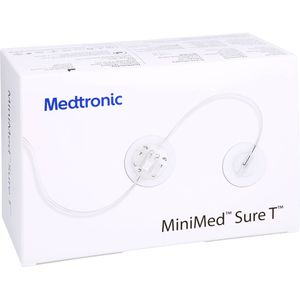 MINIMED Sure-T 8 mm 80 cm Infusionsset