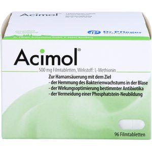 ACIMOL 500 mg Filmtabletten