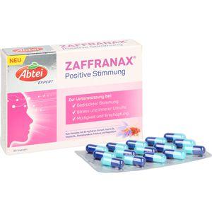 ABTEI EXPERT ZAFFRANAX Positive Stimmung Kapseln