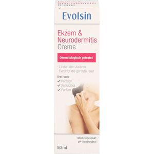 EVOLSIN Ekzem & Neurodermitis Creme