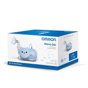 OMRON Nami Cat Kompressor-Inhalationsgerät