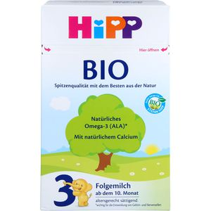 HIPP 3 Bio Pulver