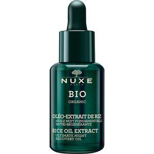 NUXE Bio regenerierendes nährendes Nachtöl