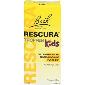 BACHBLÜTEN Original Rescura Kids Tro.alkoholfrei
