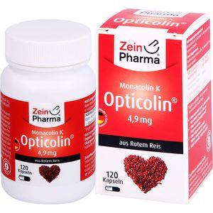 MONACOLIN K Opticolin 4,9 mg roter Reis Extrakt