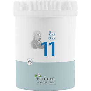 BIOCHEMIE Pflüger 11 Silicea D 12 Pulver