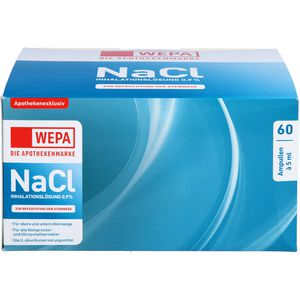 WEPA Inhalationslösung NaCl 0,9%